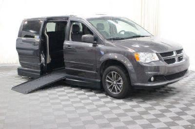 New Wheelchair Van for Sale - 2017 Dodge Grand Caravan SXT Wheelchair Accessible Van VIN: 2C4RDGCG5HR586404