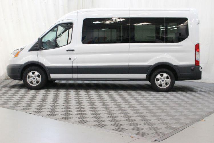 2017 Ford Transit Passenger 350 XLT 15 Wheelchair Van For Sale #12