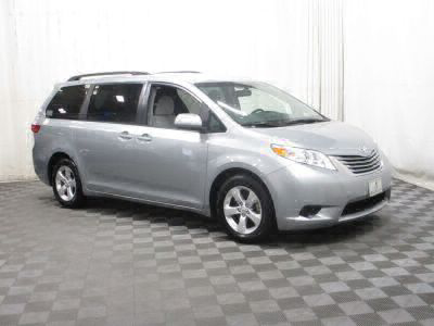 Commercial Wheelchair Vans for Sale - 2016 Toyota Sienna LE ADA Compliant Vehicle VIN: 5TDKK3DC9GS740100