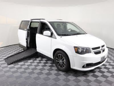 New Wheelchair Van for Sale - 2018 Dodge Grand Caravan GT Wheelchair Accessible Van VIN: 2C4RDGEG4JR242274
