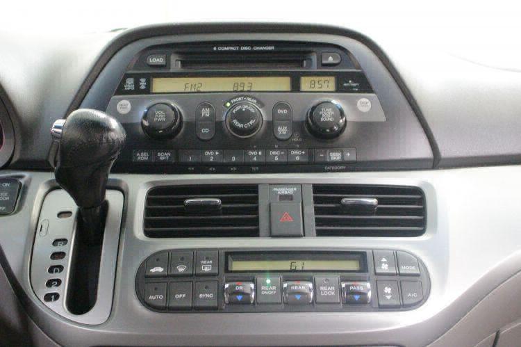 2010 Honda Odyssey EX-L w/DVD Wheelchair Van For Sale #16