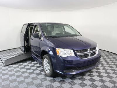 Used Wheelchair Van for Sale - 2014 Dodge Grand Caravan SE Wheelchair Accessible Van VIN: 2C4RDGBG8ER162048
