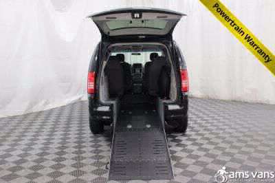 2009 Chrysler Town and Country Wheelchair Van For Sale -- Thumb #1