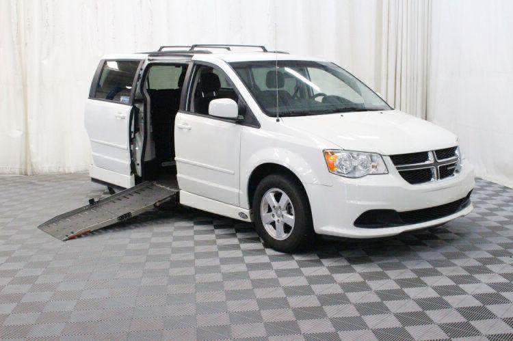 2012 Dodge Grand Caravan SXT Wheelchair Van For Sale #1