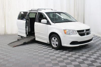 Used 2012 Dodge Grand Caravan SXT Wheelchair Van