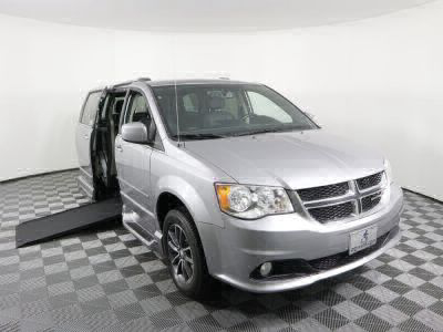 Handicap Van for Sale - 2017 Dodge Grand Caravan SXT Wheelchair Accessible Van VIN: 2C4RDGCG3HR671130