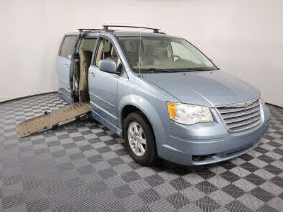 Used Wheelchair Van for Sale - 2010 Chrysler Town & Country Touring Wheelchair Accessible Van VIN: 2A4RR5D1XAR174110