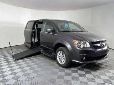 New Wheelchair Van for Sale - 2019 Dodge Grand Caravan SXT Wheelchair Accessible Van VIN: 2C4RDGCG4KR752869