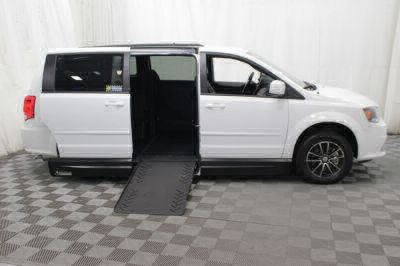Handicap Van for Sale - 2017 Dodge Grand Caravan GT Wheelchair Accessible Van VIN: 2C4RDGEG7HR857797
