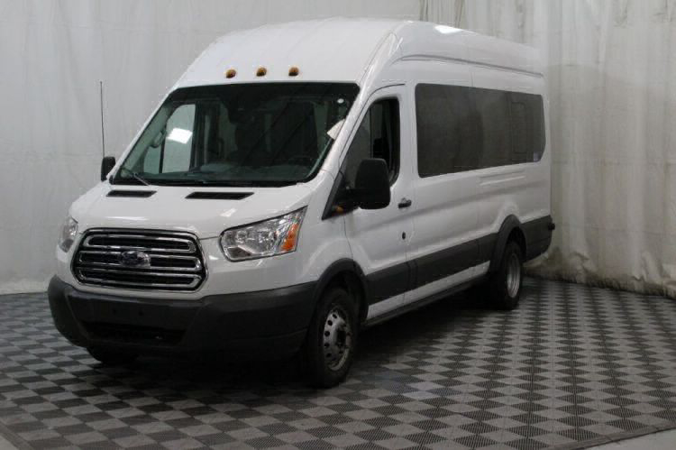 2018 Ford Transit Passenger 350 XLT 15 Wheelchair Van For Sale #18