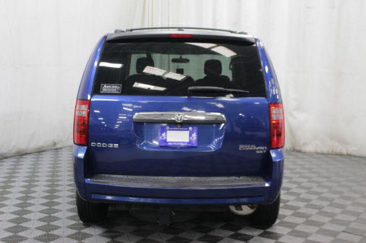 2010 Dodge Grand Caravan SXT Wheelchair Van For Sale #8