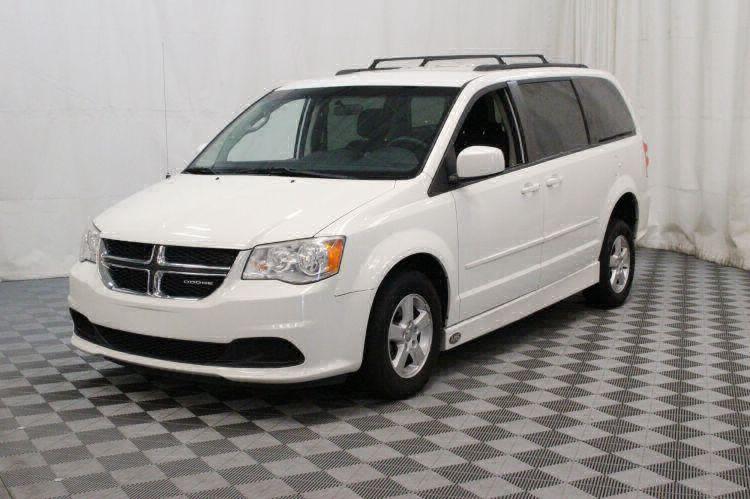2012 Dodge Grand Caravan SXT Wheelchair Van For Sale #16