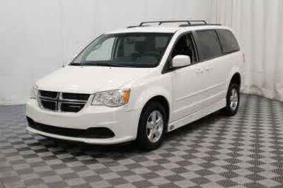 2012 Dodge Grand Caravan Wheelchair Van For Sale -- Thumb #16