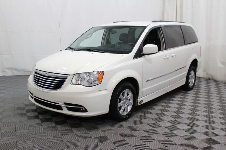 2012 Chrysler Town and Country Touring Wheelchair Van For Sale #8