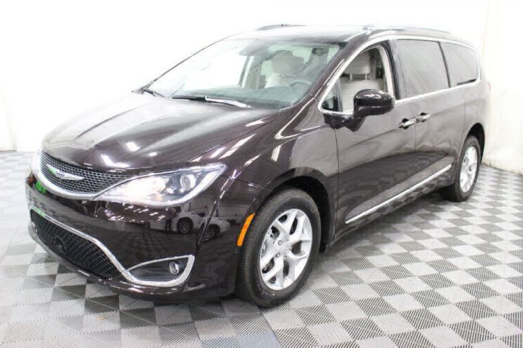 2017 Chrysler Pacifica Touring-L Plus Wheelchair Van For Sale #21