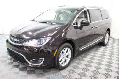 2017 Chrysler Pacifica Wheelchair Van For Sale -- Thumb #21
