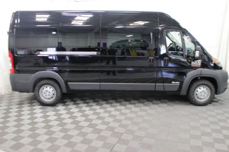2018 Dodge ProMaster Window 2500 159 WB Wheelchair Van For Sale #3