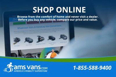 2011 Toyota Sienna Wheelchair Van For Sale -- Thumb #21