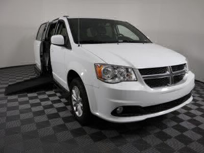 New Wheelchair Van for Sale - 2018 Dodge Grand Caravan SXT Wheelchair Accessible Van VIN: 2C4RDGCG6JR239914