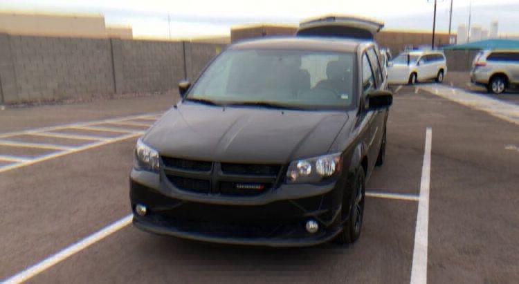 2018 Dodge Grand Caravan SE Plus Wheelchair Van For Sale #5