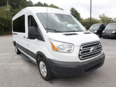New Wheelchair Van for Sale - 2019 Ford Transit Passenger Mid-Roof 350 XLT - 15 Wheelchair Accessible Van VIN: 1FBAX2CM4KKB06425