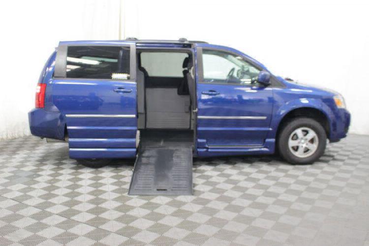 2010 Dodge Grand Caravan SXT Wheelchair Van For Sale #1