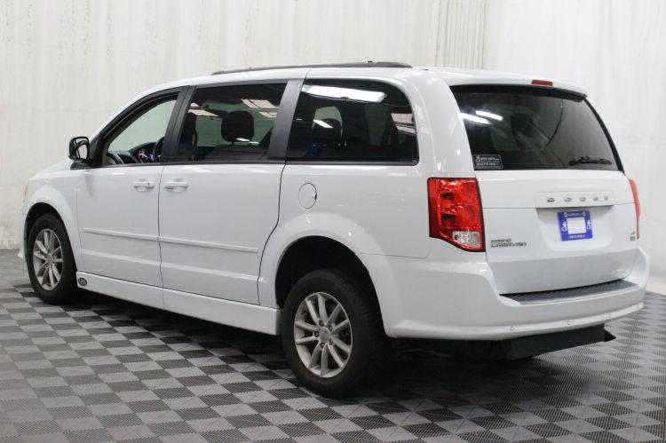 2015 Dodge Grand Caravan SXT Wheelchair Van For Sale #14
