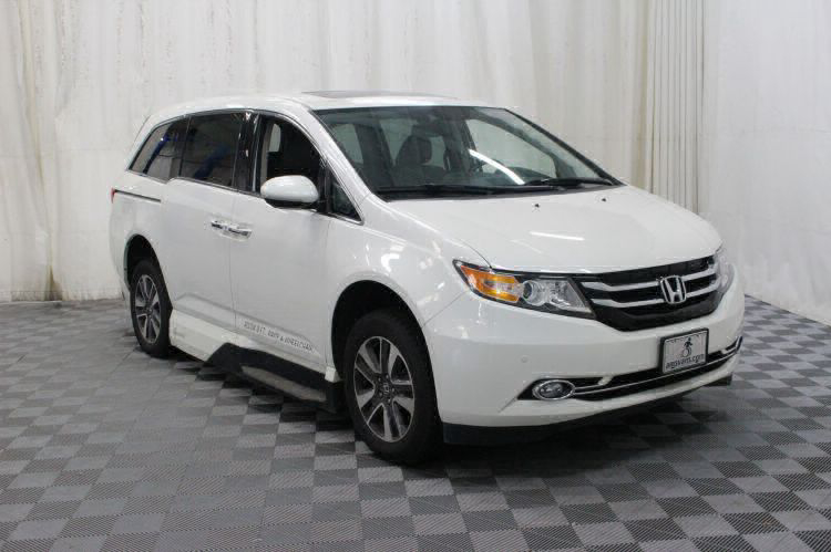 2014 Honda Odyssey Touring Elite Wheelchair Van For Sale #9