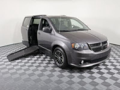 New Wheelchair Van for Sale - 2018 Dodge Grand Caravan GT Wheelchair Accessible Van VIN: 2C4RDGEGXJR221154