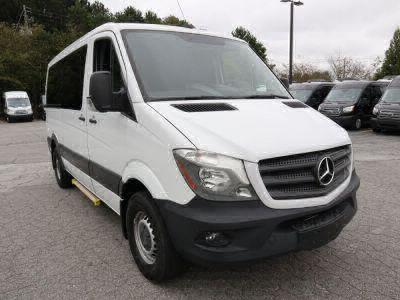New Wheelchair Van for Sale - 2017 Mercedes-Benz Sprinter Passenger 2500 Wheelchair Accessible Van VIN: WDZPE7CD6HP518852