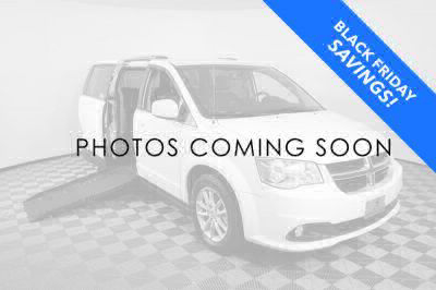 Handicap Van for Sale - 2018 Dodge Grand Caravan SXT Wheelchair Accessible Van VIN: 2C4RDGCG2JR238792