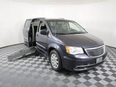 Used Wheelchair Van for Sale - 2013 Chrysler Town & Country Touring Wheelchair Accessible Van VIN: 2C4RC1BG9DR675422