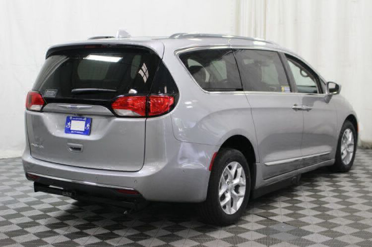 2017 Chrysler Pacifica Touring-L Plus Wheelchair Van For Sale #36