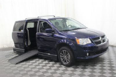 Handicap Van for Sale - 2017 Dodge Grand Caravan SXT Wheelchair Accessible Van VIN: 2C4RDGCG0HR801106