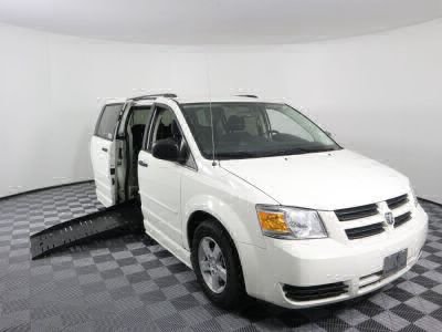 Used Wheelchair Van for Sale - 2008 Dodge Grand Caravan SE Wheelchair Accessible Van VIN: 1D8HN44H18B126011
