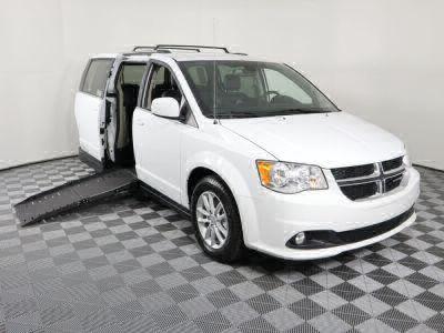 New Wheelchair Van for Sale - 2019 Dodge Grand Caravan SXT Wheelchair Accessible Van VIN: 2C4RDGCG8KR562847