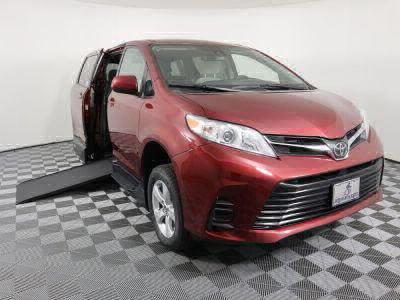 New Wheelchair Van for Sale - 2019 Toyota Sienna LE Standard Wheelchair Accessible Van VIN: 5TDKZ3DC3KS003611