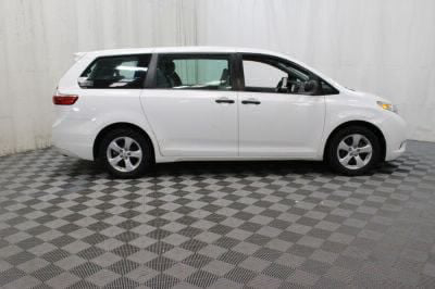 Commercial Wheelchair Vans for Sale - 2016 Toyota Sienna L ADA Compliant Vehicle VIN: 5TDZK3DC4GS703471