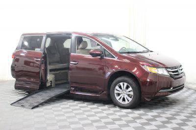 Used 2015 Honda Odyssey EX-L w/Navi Wheelchair Van