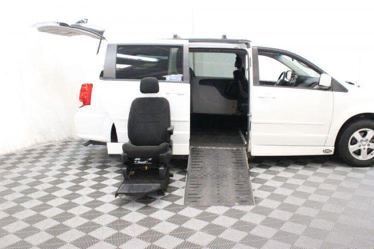 2012 Dodge Grand Caravan SXT Wheelchair Van For Sale #9