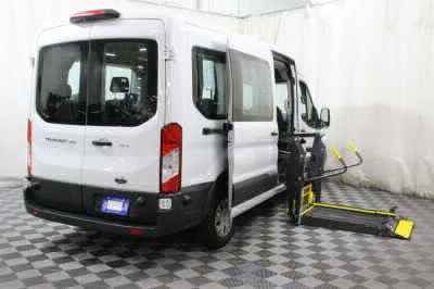 2018 Ford Transit Passenger Wheelchair Van For Sale -- Thumb #6