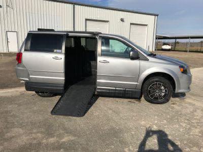 Used Wheelchair Van for Sale - 2017 Dodge Grand Caravan GT Wheelchair Accessible Van VIN: 2C4RDGEG5HR700432