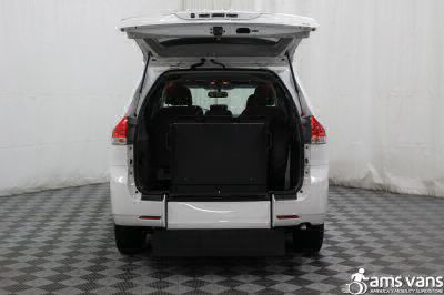 2011 Toyota Sienna Wheelchair Van For Sale -- Thumb #4