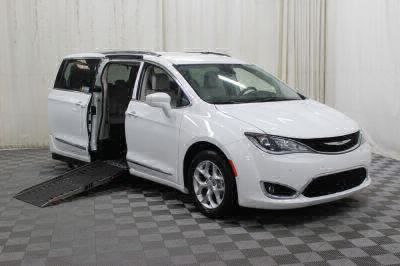 Handicap Van for Sale - 2017 Chrysler Pacifica Touring-L Plus Wheelchair Accessible Van VIN: 2C4RC1EG8HR756817