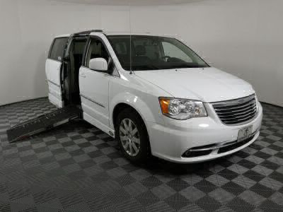 Used Wheelchair Van for Sale - 2015 Chrysler Town & Country Touring Wheelchair Accessible Van VIN: 2C4RC1BG3FR560270