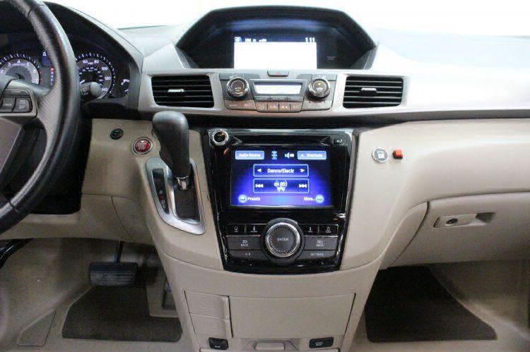 2016 Honda Odyssey EX-L Wheelchair Van For Sale #22