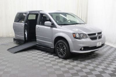 Handicap Van for Sale - 2017 Dodge Grand Caravan GT Wheelchair Accessible Van VIN: 2C4RDGEG9HR773254