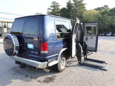 2012 Ford Econoline E150 Wheelchair Van For Sale -- Thumb #5