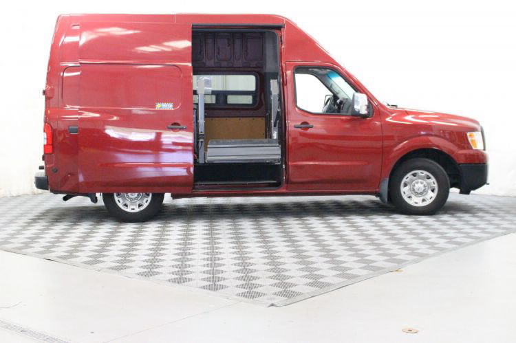 2016 Nissan NV Cargo 2500 HD S Wheelchair Van For Sale #2