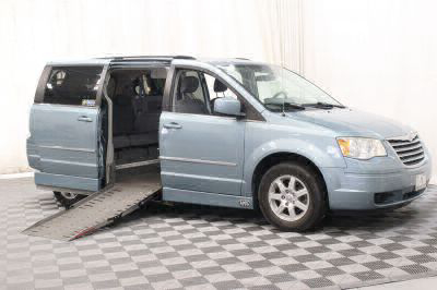 Used Wheelchair Van for Sale - 2010 Chrysler Town & Country Touring Wheelchair Accessible Van VIN: 2A4RR5D14AR176970
